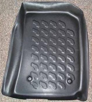 CARBOX 411437000 Резиновый коврик с защитными бортами