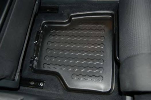 CARBOX 429090000 Резиновый коврик с защитными бортами