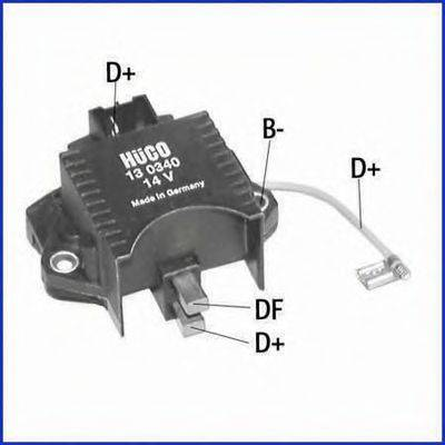 HITACHI 130340 Регулятор генератора