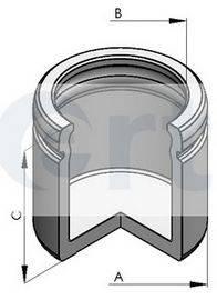 ERT 150595C Поршень, корпус скобы тормоза