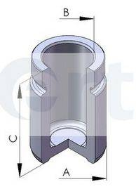 ERT 150703C Поршень, корпус скобы тормоза