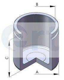 ERT 150289C Поршень, корпус скобы тормоза