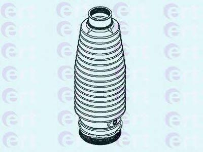 ERT 102009 Комплект пылника, рулевое управление