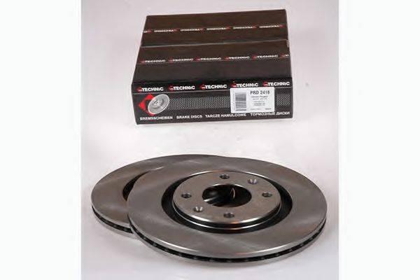 PROTECHNIC PRD2418 Тормозной диск