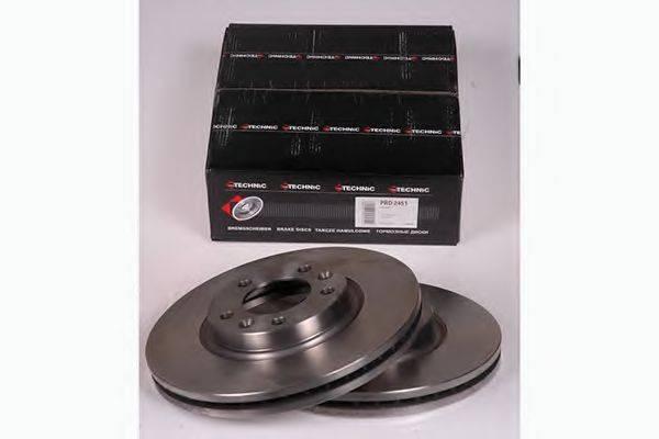 PROTECHNIC PRD2451 Тормозной диск
