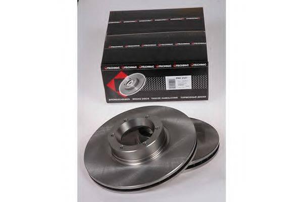 PROTECHNIC PRD2531 Тормозной диск