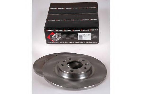 PROTECHNIC PRD5210 Тормозной диск