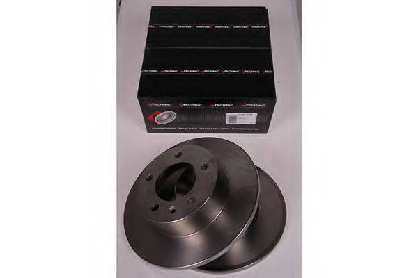 PROTECHNIC PRD5265 Тормозной диск