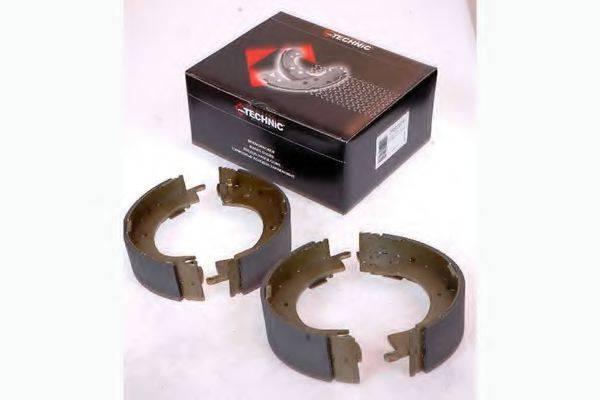 PROTECHNIC PRS0275 Комплект тормозных колодок, стояночная тормозная система