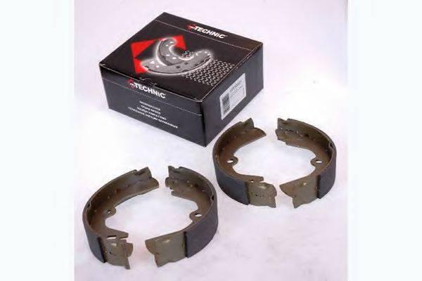 PROTECHNIC PRS0301 Комплект тормозных колодок