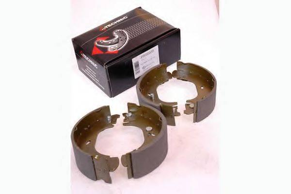 PROTECHNIC PRS0335 Комплект тормозных колодок
