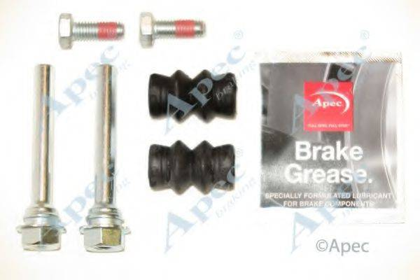 APEC BRAKING CKT1018 Комплект направляющей гильзы