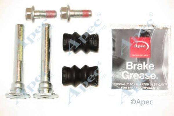 APEC BRAKING CKT1019 Комплект направляющей гильзы