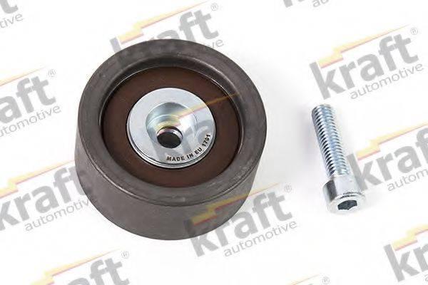 KRAFT AUTOMOTIVE 1221630 Паразитный / ведущий ролик, поликлиновой ремень
