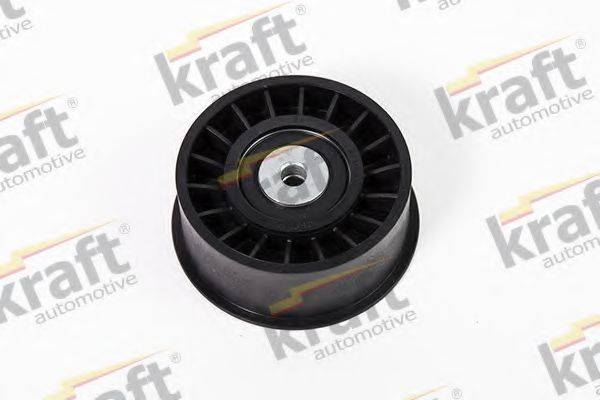 KRAFT AUTOMOTIVE 1225142 Паразитный / Ведущий ролик, зубчатый ремень