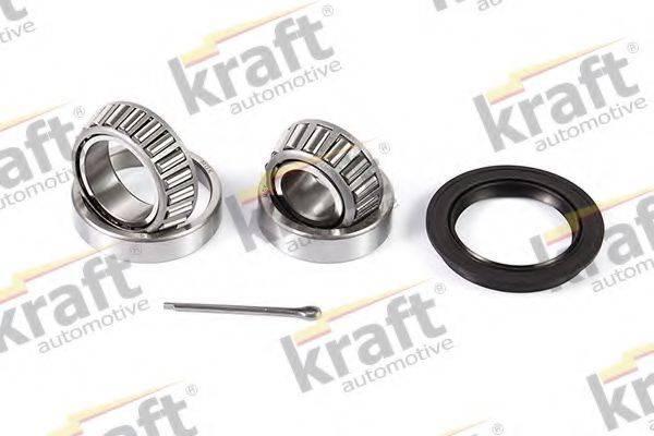 KRAFT AUTOMOTIVE 4100130 Комплект подшипника ступицы колеса