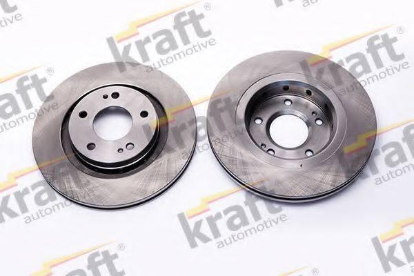 KRAFT AUTOMOTIVE 6044226 Тормозной диск