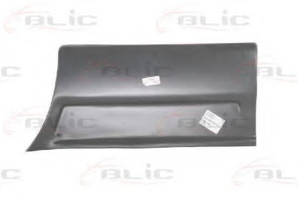 BLIC 6015005088122P Дверь, кузов