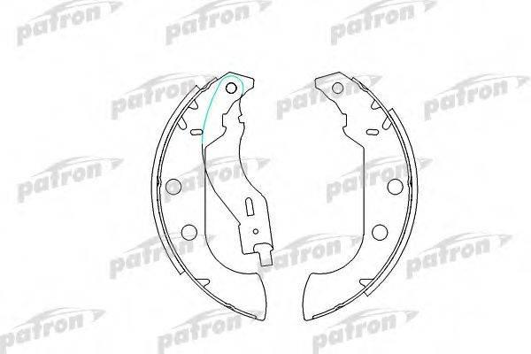 PATRON PSP268 Комплект тормозных колодок