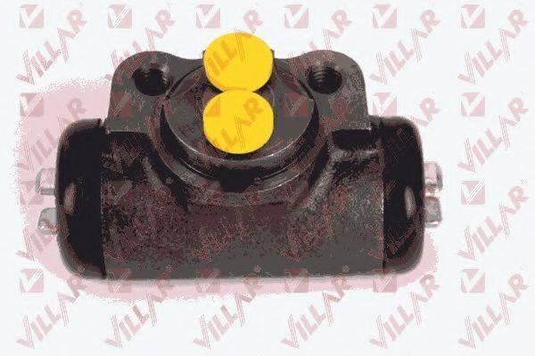 VILLAR 6236351 Колесный тормозной цилиндр