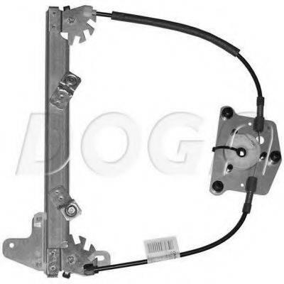 DOGA 100558 Подъемное устройство для окон