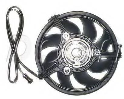 DOGA EAU016 Вентилятор, охлаждение двигателя