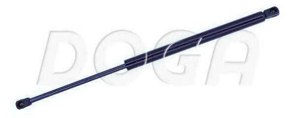 DOGA 2027073 Газовая пружина, крышка багажник