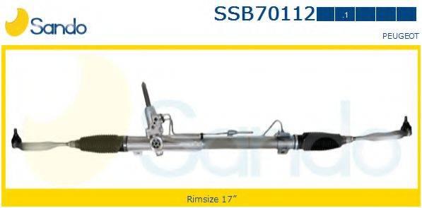 SANDO SSB701121 Рулевой механизм