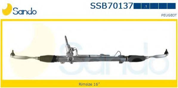 SANDO SSB701371 Рулевой механизм