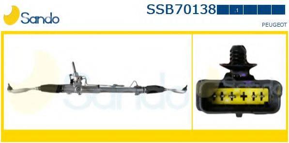 SANDO SSB701381 Рулевой механизм