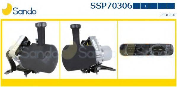 SANDO SSP703061 Гидравлический насос, рулевое управление