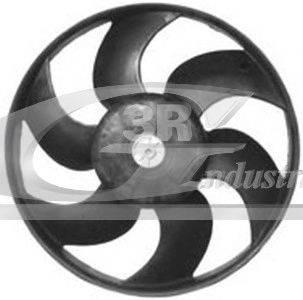 3RG 80231 Вентилятор, охлаждение двигателя