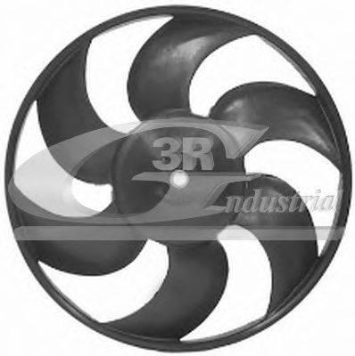 3RG 80232 Вентилятор, охлаждение двигателя