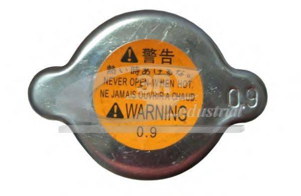 3RG 80909 Крышка, радиатор