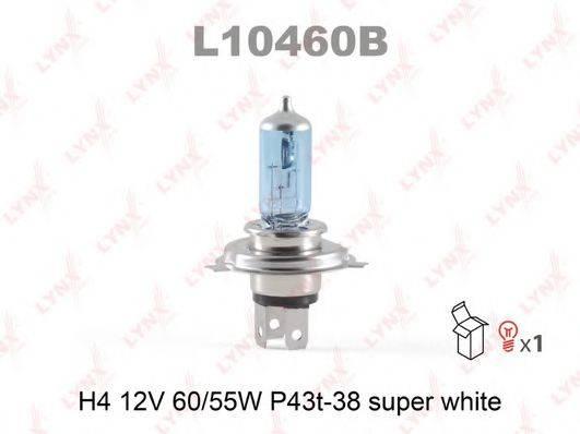 LYNXAUTO L10460B Лампа накаливания, фара дальнего света; Лампа накаливания, основная фара; Лампа накаливания, противотуманная фара