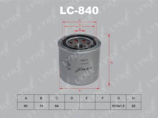 LYNXAUTO LC-840