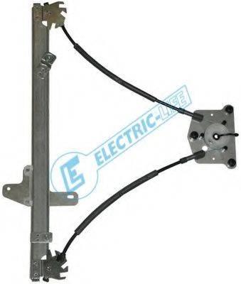 ELECTRIC LIFE ZRPG702R Подъемное устройство для окон