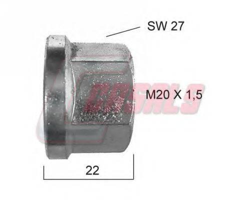 CASALS 21249 Гайка крепления колеса