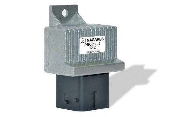 NAGARES PBCI812 Блок управления, время накаливания