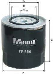 MFILTER TF656 Масляный фильтр