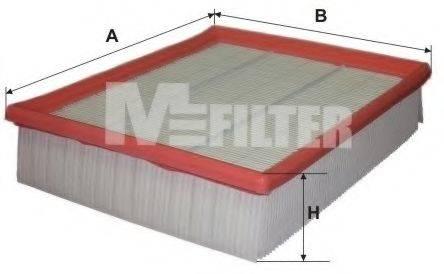 MFILTER K173 Воздушный фильтр