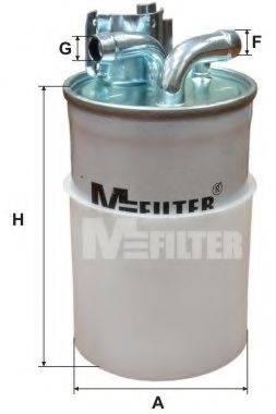 MFILTER DF692 Топливный фильтр