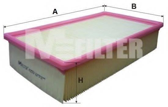 MFILTER K293 Воздушный фильтр