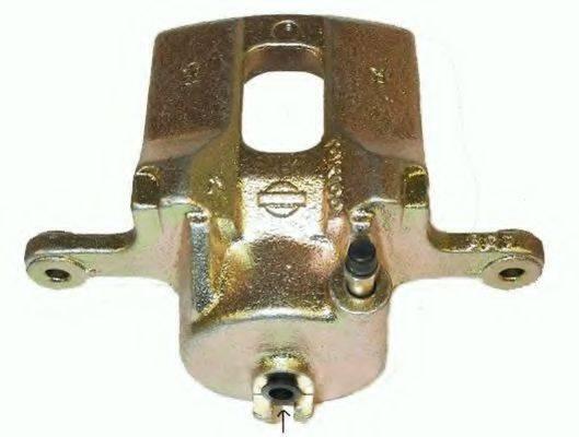 HELLA PAGID 8AC355393851 Тормозной суппорт
