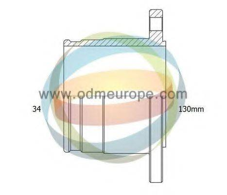 ODM-MULTIPARTS 14216045 Шарнирный комплект, приводной вал
