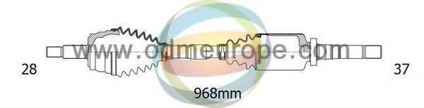 ODM-MULTIPARTS 18162540 Приводной вал