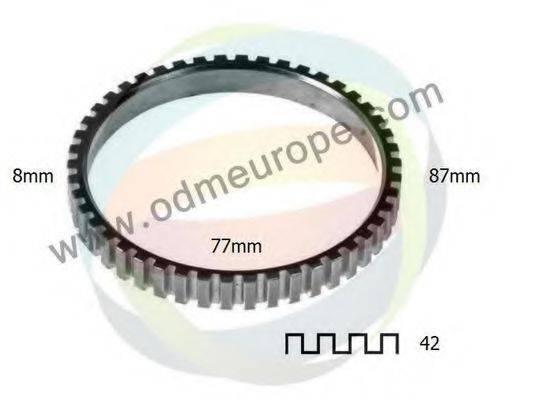 ODM-MULTIPARTS 26060008 Зубчатый диск импульсного датчика, противобл. устр.