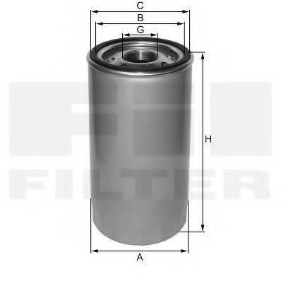 FIL FILTER ZP553B Масляный фильтр