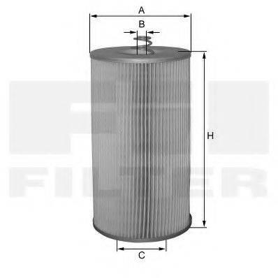 FIL FILTER ML1155A Масляный фильтр