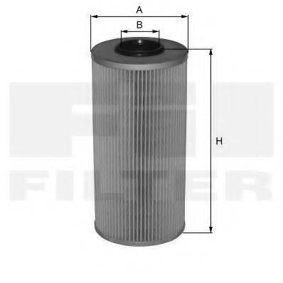 FIL FILTER ML1158 Масляный фильтр
